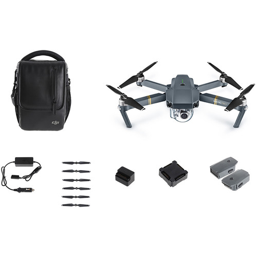 DJI Mavic Pro Fly More Combo Pack