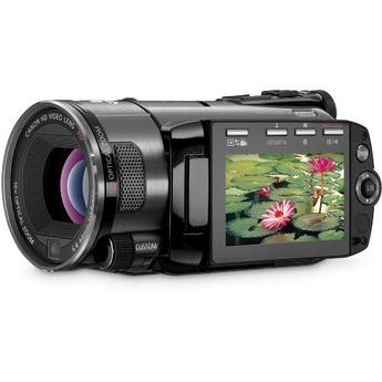 Canon VIXIA HF S100 Flash Memory High Definition Camcorder