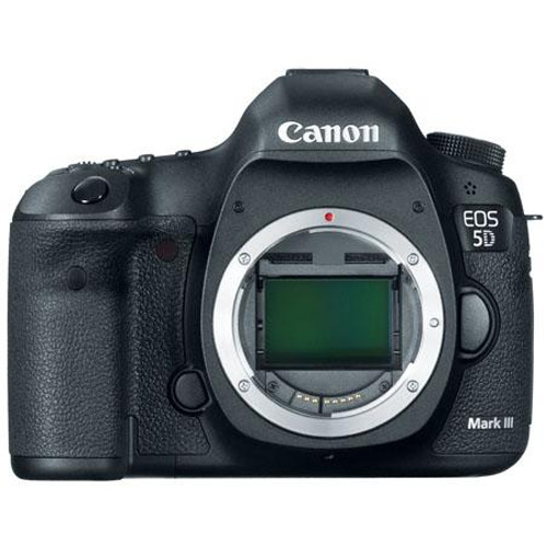 Canon EOS 5D Mark III Package 3
