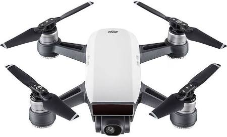 DJI Spark Alpine White Quadcopter