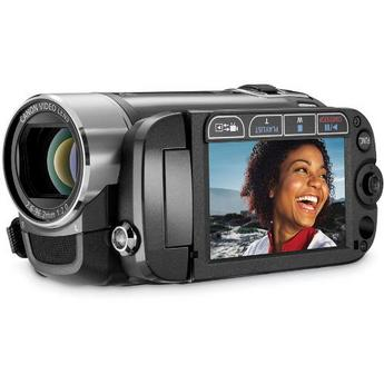 Canon FS22 Dual Flash Memory Camcorder